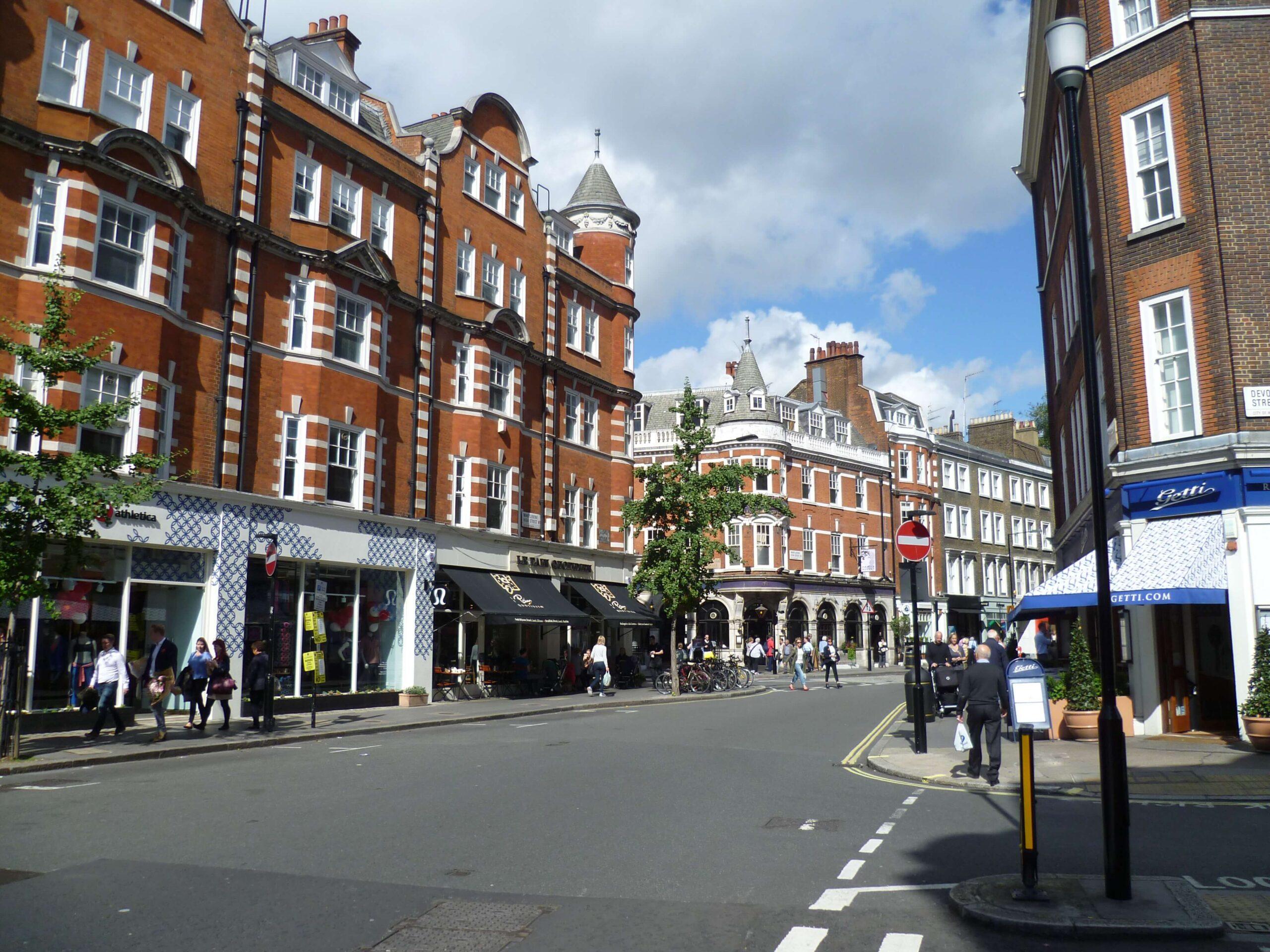 Acheter à Londres